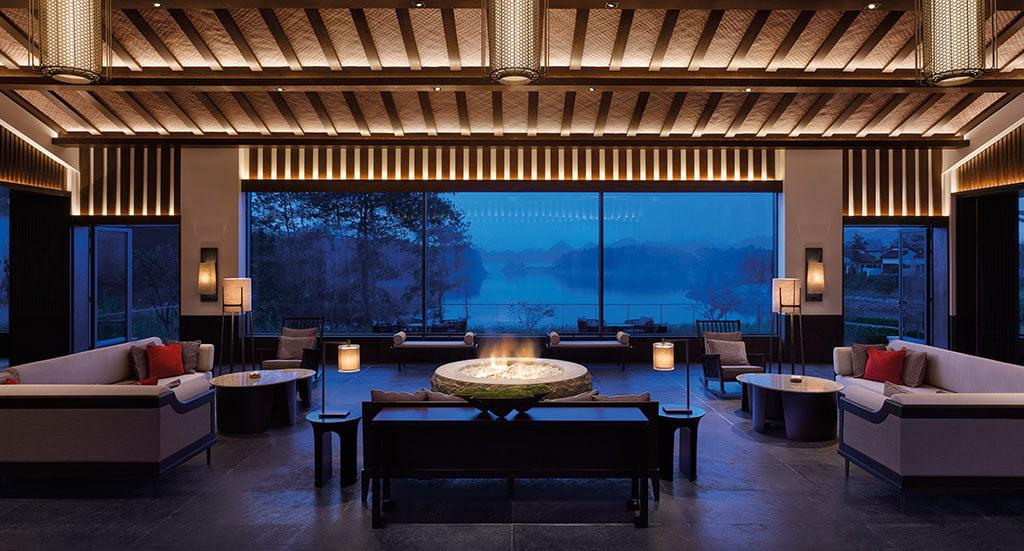 H+R | HBA > Ahn Luh Qiandao Lake