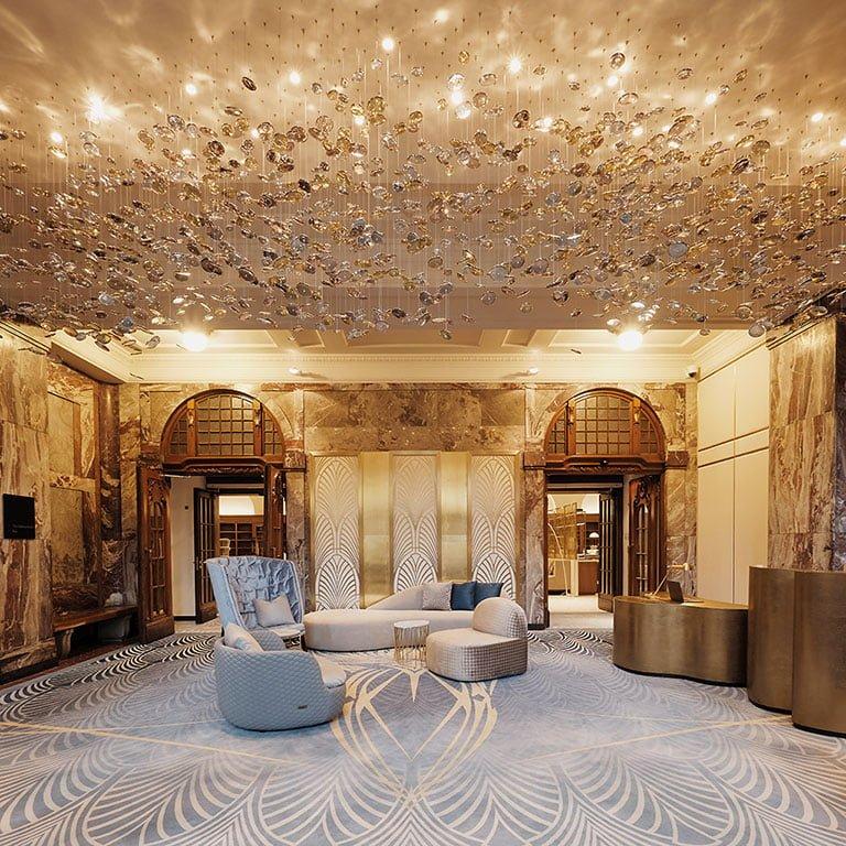 H+R   JOI-Design > Fraser Suites Hamburg