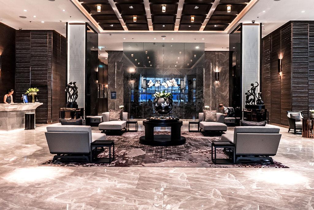 H+R | PIA Interior > Bangkok Marriott Hotel - The Surawongse