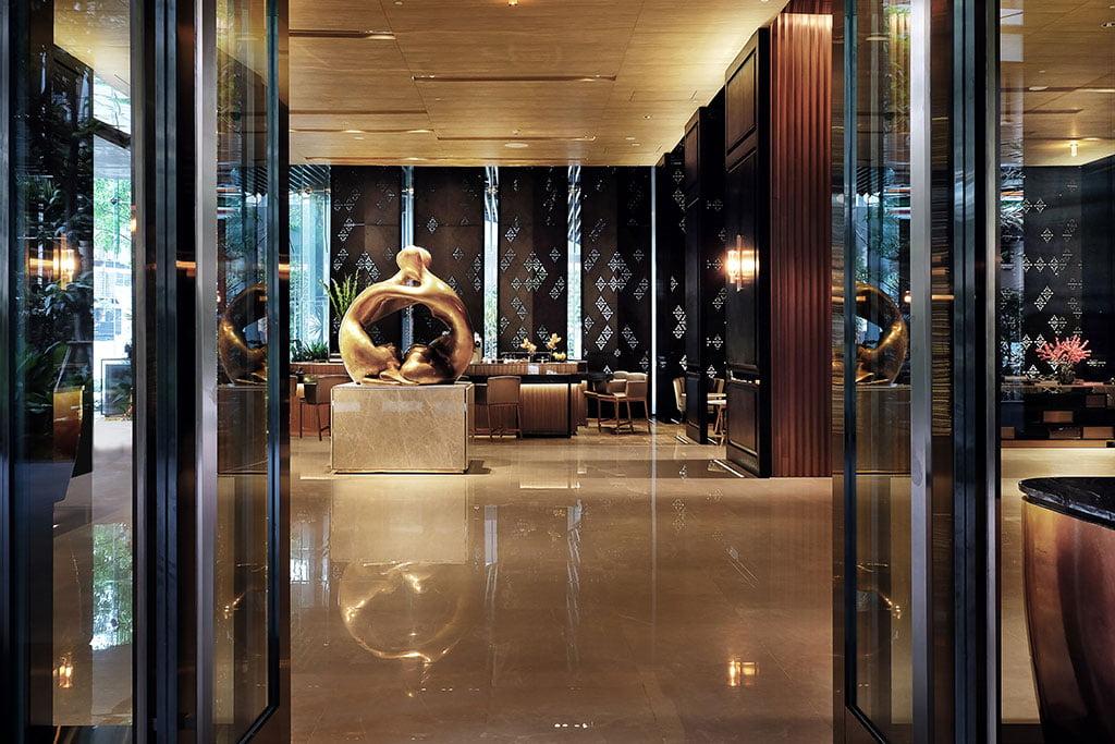 H+R | PIA Interior > The Hyatt Regency Bangkok Sukhumvit