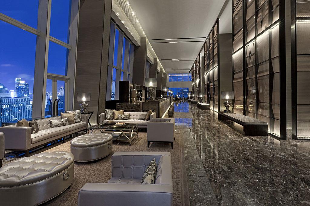 H+R | PIA Interior > The Okura Prestige Bangkok