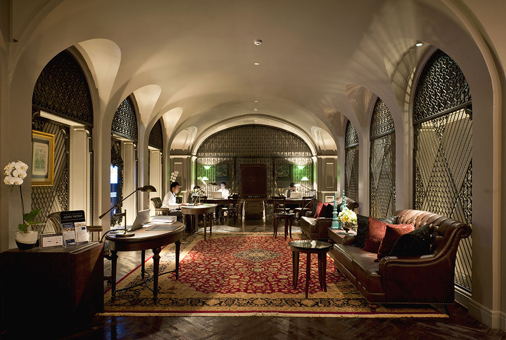 H+R   PIA Interior > Hotel Muse Bangkok by M Gallery Collection