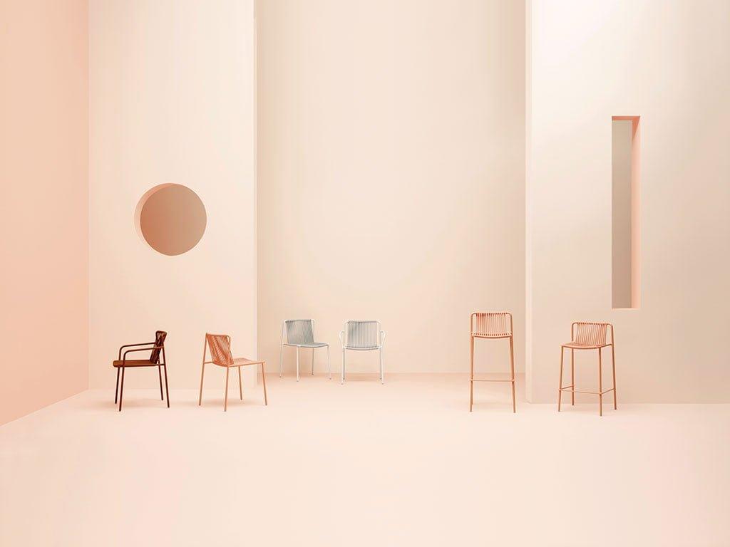 H+R   Pedrali > Tribeca Chair