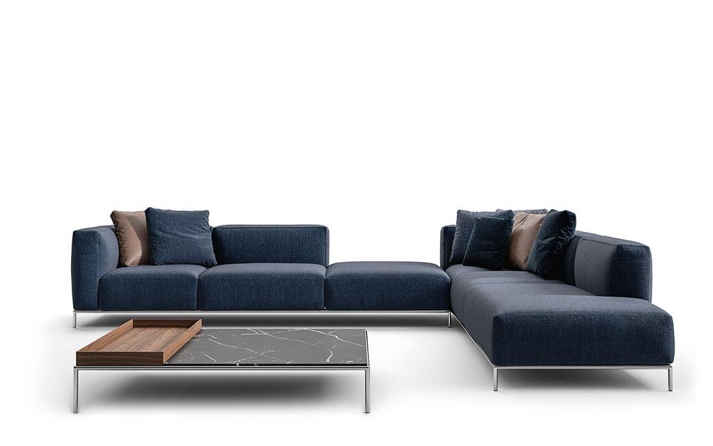H+R | Cassina > Mex Hi sofa