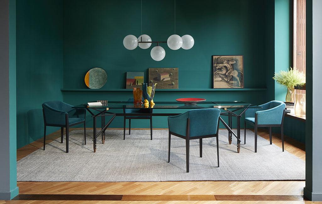 H+R | Cassina > Olimpino Table