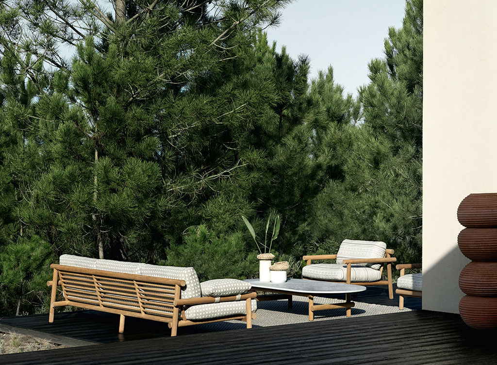 H+R   B&B Italia > Ayana outdoor collection