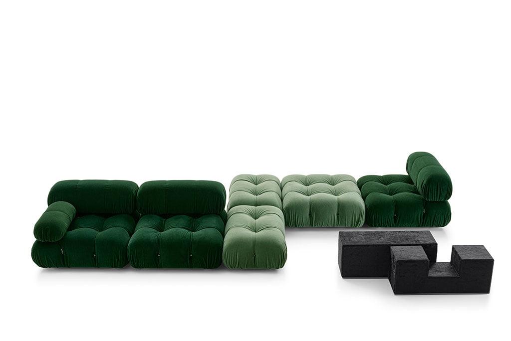 H+R | B&B Italia > Camaleonda Modular Sofa