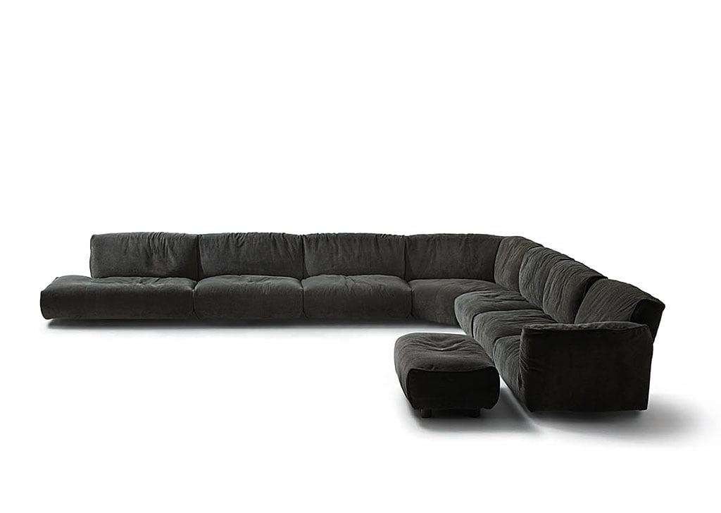 H+R | Edra > Grand Soffice sofa