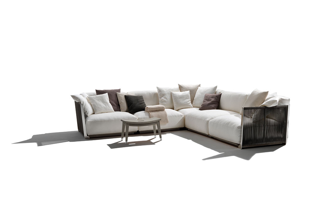 H+R   Flexform > Vulcano sofas