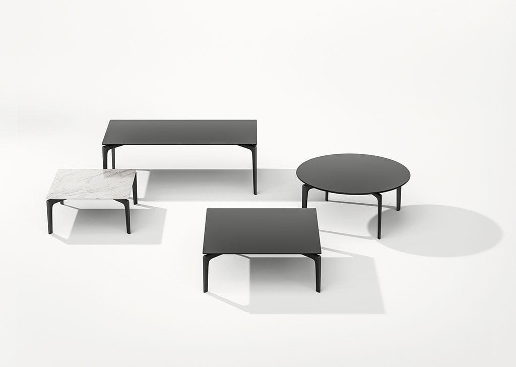 H+R | Arper > Saul Table