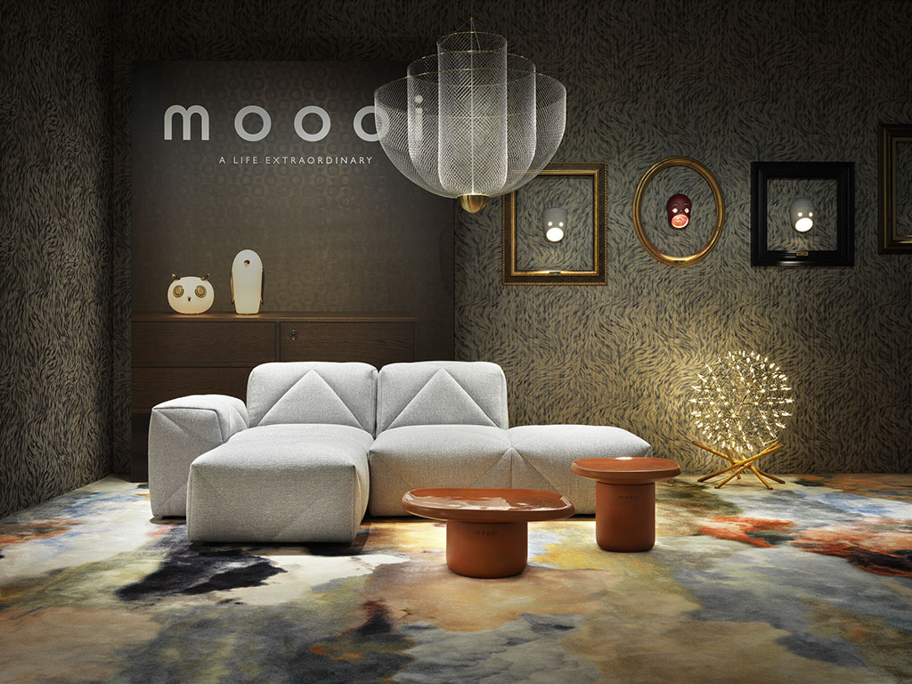 H+R | Moooi > BFF sofa