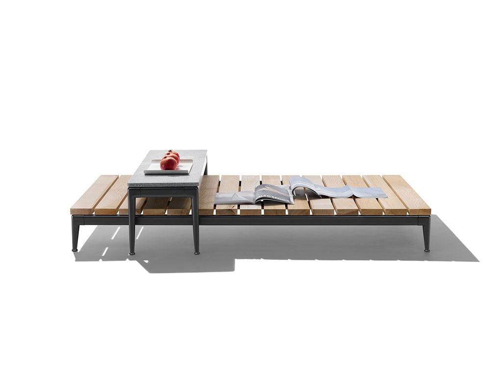 H+R | Flexform > Pico Outdoor low table