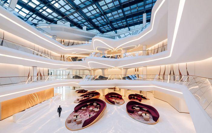 H+R | HBA > The Opus, Dubai
