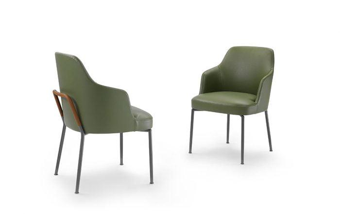 H+R | Flexform > Marley armchair