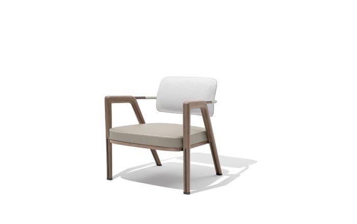 H+R | Giorgetti > Elsa armchair