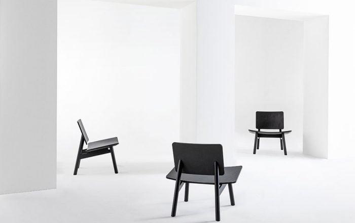 H+R | Cappellini > Hiroi armchair