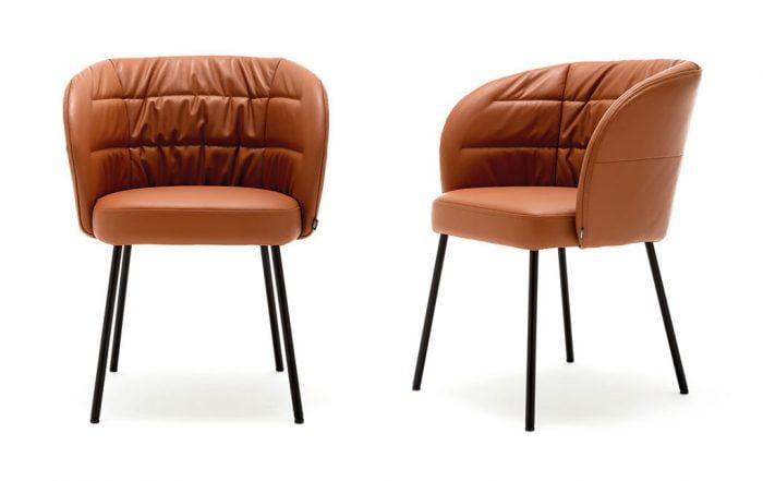 H+R | Rolf Benz > Rolf Benz NOA chair