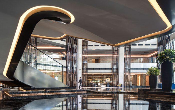 H+R | HBA > Marriott Xiamen, China